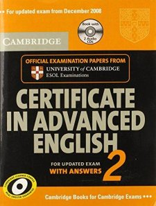 Cambridge CAE 2 for updated exam Self-study Pack (Student's Book with answers and Audio CDs (2))