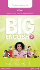 Big Engl. 2 Pupil's eText