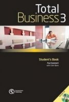 TOTAL BUSINESS UPPER INTERMEDIATE STUDENT´S BOOK + CD