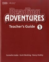 READING ADVENTURES 1 TEACHER´S GUIDE