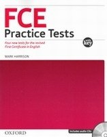 FCE PRACTICE TESTS for Updated Exam 2008 Edition PACK WITH ANSWERS