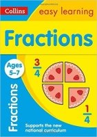 Fractions Ages 5-7