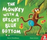 The Monkey with a Bright Blue Bottom
