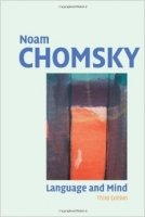 Chomsky, Language and Mind, 3rd. Ed.