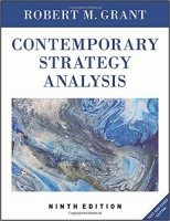 Contemporary Strategy Analysis: Text and Cases Edition, 9th Ed.