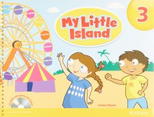 My Little Island 3 Students Book W/CD-ROM
