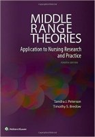 Middle Range Theories: Application to Nursing Research and Practice, 4th Ed.