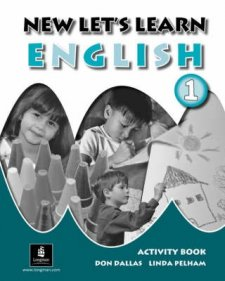 New Let's Learn English Activity Book 1