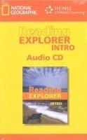 READING EXPLORER INTRO CLASS AUDIO CD