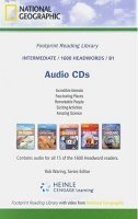 FOOTPRINT READERS LIBRARY Level 1600 AUDIO CDs