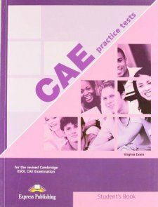 CAE Practice Tests 1 Student's Book