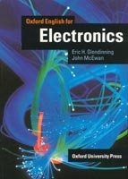 OXFORD ENGLISH FOR ELECTRONICS STUDENT´S BOOK