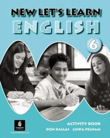 New Let's Learn English Activity Book 6