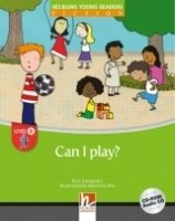 HELBLING YOUNG READERS Stage A: CAN I PLAY? + CD-ROM PACK