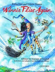 Winnie Flies Again Storybook with Activity Booklet