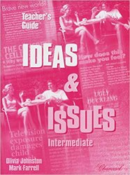 IDEAS AND ISSUES INTERMEDIATE TEACHER´S GUIDE