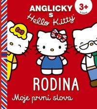 Hello Kitty - Rodina - leporelo (angličtina s Hello Kitty)