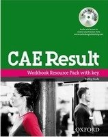 CAE RESULT New Edition WORKBOOK RESOURCE PACK WITH KEY