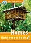 Oxford Read and Discover Level 5: Homes Around the World OLB eBook