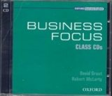 BUSINESS FOCUS PRE-INTERMEDIATE CLASS AUDIO CD
