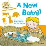 READ WITH BIFF, CHIP & KIPPER FIRST EXPERIENCES: A NEW BABY! (Oxford Reading Tree)