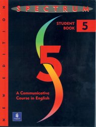 Spectrum 5: A Communicative Course in English, Level 5 Workbook