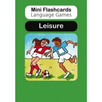 MINI FLASHCARDS LANGUAGE GAMES: CARDS Leisure