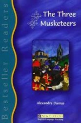 BESTSELLER READERS 4: THE THREE MUSKETEERS