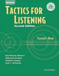 Basic Tactics for Listening Teacher´s Book with CD, 2nd