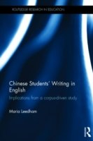 Chinese Students' Writing in English Implications from a corpus-driven study