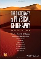The Dictionary of Physical Geography 4th Ed.