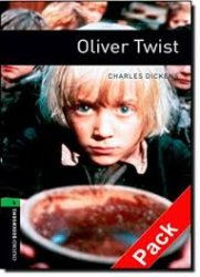 Oxford Bookworms Library New Edition 6 Oliver Twist with Audio CD Pack