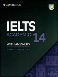 Cambridge IELTS 14 Student´s Book with answers - neuveden