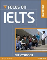 Focus on IELTS New Edition Coursebook w/ CD-ROM/MyEnglishLab Pack