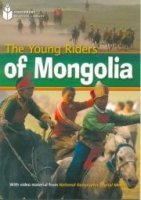 FOOTPRINT READERS LIBRARY Level 800 - THE YOUNG RIDERS OF MONGOLIA + MultiDVD Pack