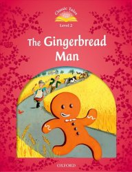 Classic Tales 2 The Gingerbread Man Audio Mp3 Pack (2nd) - Sue Arengo