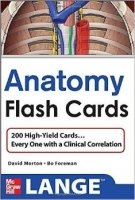 LANGE Flash Cards: Anatomy