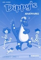 DIPPY´S ADVENTURES 1 ACTIVITY BOOK