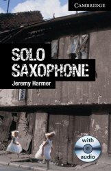 Solo Saxophone Level 6 Advanced Student Book with Audio CDs (3)