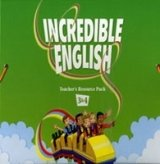 INCREDIBLE ENGLISH 3+4 TEACHER´S RESOURCE PACK