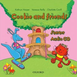 Cookie and Friends Starter Class Audio CD - Kathryn Harper
