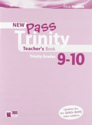Pass Trinity 9/10 Teacher´S Book - neuveden