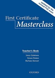 FIRST CERTIFICATE MASTERCLASS TEACHER´S BOOK