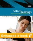 Select Readings Second Edition Pre-Intermediate Student's eBook (Oxford Learner's Bookshelf)