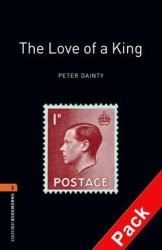 OXFORD BOOKWORMS LIBRARY New Edition 2 LOVE OF A KING AUDIO CD PACK