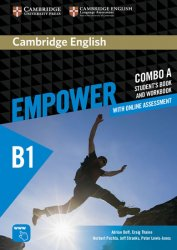 Cambridge English Empower Pre-intermediate Combo A with Online Assessment - Adrian Doff