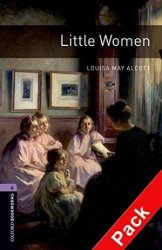 OXFORD BOOKWORMS LIBRARY New Edition 4 LITTLE WOMEN AUDIO CD PACK