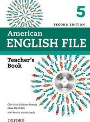 American English File 5 Teacher´s Book with Testing Program CD-ROM (2nd) - Christina Latham-Koenig;Clive Oxenden