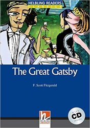 HELBLING READERS CLASSICS LEVEL 5 BLUE LINE - THE GREAT GATSBY + AUDIO CD PACK