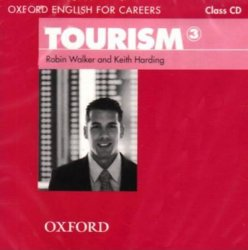 Oxford English for Careers Tourism 3 Class Audio CD